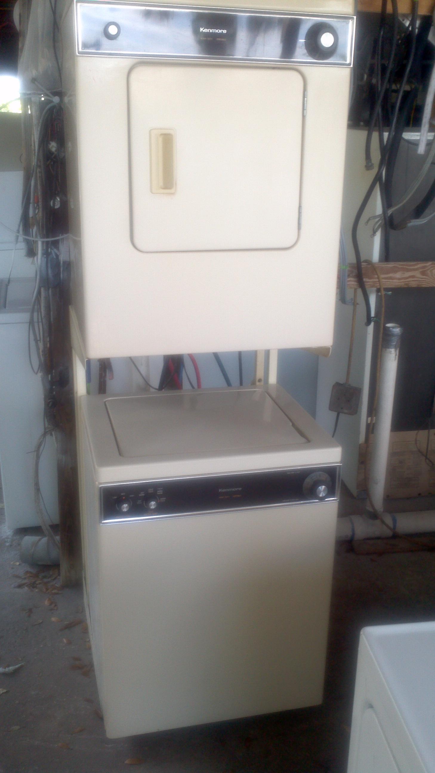 Frigidaire Washer Dryer Combo Valerios Appliance Repair